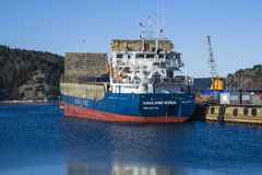Mv hagland bona Royalty Free Stock Photos