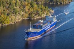Mv lysbris Stock Photography