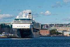 MV Mein Schiff 2 statek wycieczkowy jest Wieka klasy Zdjęcie Stock
