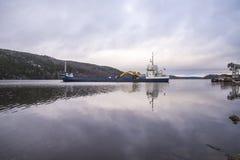 MV Mercator Royalty Free Stock Image