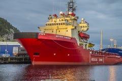 MV Northern Commander Stock Images