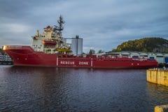 MV Northern Commander Royalty Free Stock Image