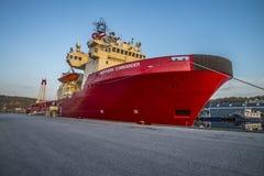 MV Northern Commander Royalty Free Stock Photography