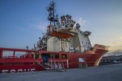 MV Północny dowódca Obrazy Royalty Free