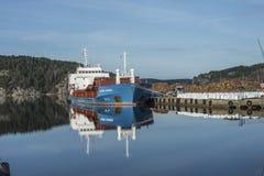 MV Wilson Humber Στοκ Φωτογραφίες