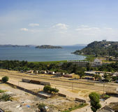 Mwanza City Stock Photo
