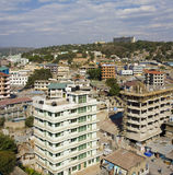 Mwanza City Stock Image