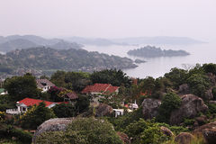 Mwanza and Lake Victoria Stock Photo