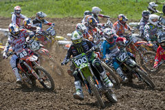 MX 2 Start Stock Images