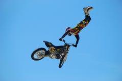 MX de motocross Photos libres de droits