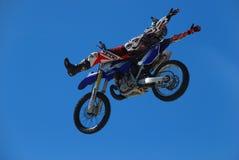 MX de motocross Images stock