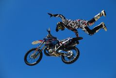 MX de motocross Photographie stock libre de droits
