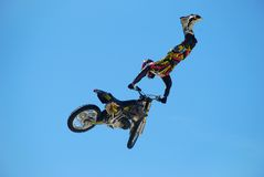 MX del motocrós Fotos de archivo libres de regalías