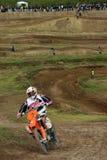 Mx rider Stock Image