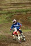 MX rider Royalty Free Stock Photo