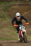 MX rider Royalty Free Stock Image