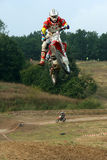MX rider Stock Images