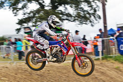 MX rookie rider Royalty Free Stock Photo