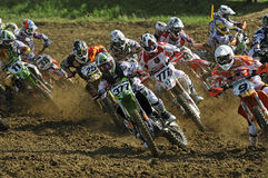 MX1 Start Stock Photography