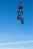 MX13/METAL MULISHA Freestyle Moto-X TEAM, Bend, OR Stock Photo