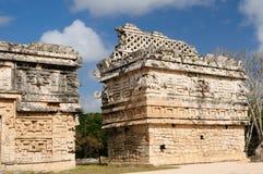 México, ruínas do Maya de Chichen Itza Fotografia de Stock