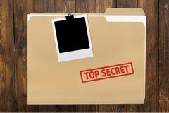 Máximo secreto Fotos de archivo