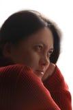 myśliciel analitycznych Zdjęcie Royalty Free