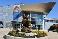Myśliwego muzeum Amerykańska sztuka w Chattanooga, Tennessee Zdjęcia Stock