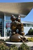 Myśliwego muzeum Amerykańska sztuka w Chattanooga, Tennessee Obrazy Stock