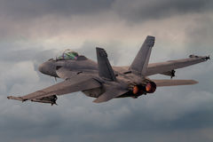 Myśliwiec Odrzutowy Obraz Stock