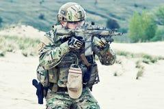 My żołnierz fotografia royalty free