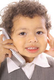 My agent will call you back Royalty Free Stock Photo