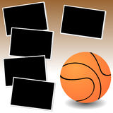 My basketball photo adventure Stock Photos