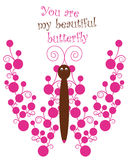 My Beautiful Butterfly Stock Photos