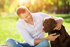 My best friend Royalty Free Stock Photography