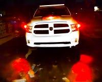 Dodge Ram 1500. My Big Baby royalty free stock photo