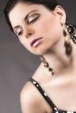 My Big Earrings Stock Photography