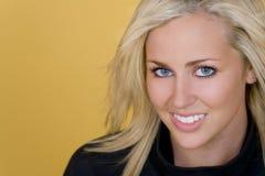 My Blue Eyed Girl Stock Photo