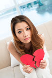 My broken heart Stock Photography