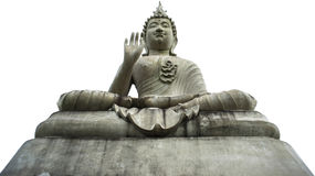 My buddha. This Buddha ,I built to the temple royalty free stock image