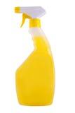 Myć butelki. Zdjęcie Stock