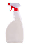 Myć butelki. Fotografia Stock