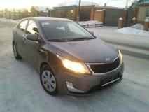 My car Royalty Free Stock Photo