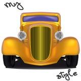 My car style Stock Photos