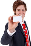 This is my card Royalty Free Stock Images