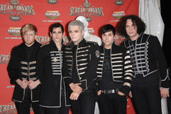 My Chemical Romance. At the Spike TV Scream Awards 2006 at the Pantages Theatre, Hollywood. October 7, 2006  Los Angeles, CA Picture: Paul Smith / Featureflash Stock Photos