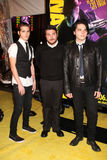 My Chemical Romance. Arriving at the 'Watchman' Premiere at Mann's Grauman's Theater in Los Angeles, CA  on March 2, 2009 Royalty Free Stock Photo