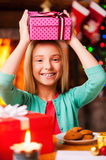My Christmas presents! Royalty Free Stock Photo