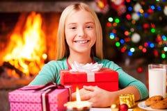 My Christmas presents! Stock Photography