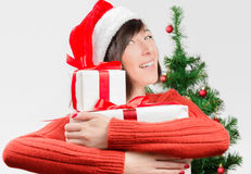 My Christmas Presents! Royalty Free Stock Images